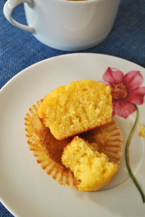 orange and lemon syrup cupcakes_3