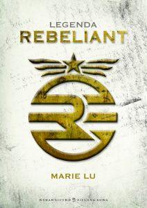 rebeliant legenda 212x300 - Legenda. Rebeliant - Marie Lu