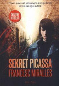 Sekret Picassa 205x300 - Sekret Picassa - Francesc Miralles