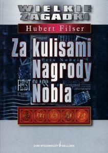 Za kulisami Nagrody Nobla 211x300 - Za kulisami Nagrody Nobla - Hubert Filser