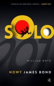 Solo. Nowy James Bond 191x300 - Solo. Nowy James Bond - William Boyd
