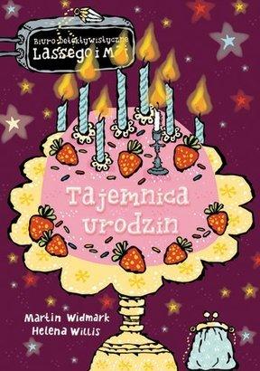 Tajemnica urodzin - Tajemnica urodzin - Martin Widmark Helena Willis