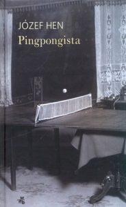Pingpongista 184x300 - Pingpongista - Józef Hen