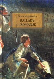 Ballady i romanse 206x300 - Ballady i romanse - Adam Mickiewicz