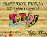 Tytus Superkolekcja pakiet 1 25 - Tytus Romek i A`Tomek - Superkolekcja pakiet 1-25