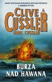 Burza nad Hawana - Burza nad Hawaną - Clive Cussler, Dirk Cussler
