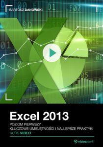 Excel 2013 210x300 - Excel 2013. Kurs video. Poziom pierwszy. Kluczowe umiejętności i najlepsze praktyki