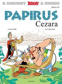 Asteriks - Asteriks. Papirus Cezara