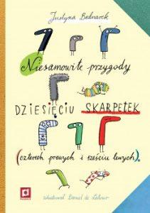 Niesamowite przygody dziesieciu skarpetek 211x300 - Niesamowite przygody dziesięciu skarpetek Justyna Bednarek
