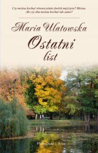 Ostatni list 192x300 - Ostatni list Maria Ulatowska