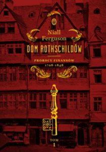 Dom Rothschildow 210x300 - Dom Rothschildów Niall Ferguson