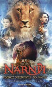 Opowiesci z Narnii 182x300 - Opowieści z Narnii. Podróż Wędrowca do Świtu C.S. Lewis
