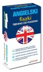 Angielski. Fiszki. Trening od podstaw 182x300 - Angielski. Fiszki. Trening od podstaw