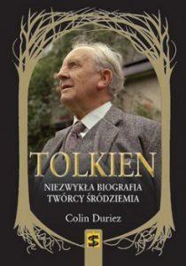 Tolkien 210x300 - Tolkien. Niezwykła biografia twórcy Śródziemia Colin Duriez