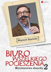 Biuro Wszelkiego Pocieszenia 210x300 - Biuro Wszelkiego Pocieszenia. Ministerstwo absurdu Wojciech Zimiński