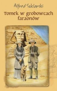 Tomek w grobowcach faraonow 189x300 - Tomek w grobowcach faraonów Alfred Szklarski