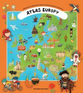 Atlas Europy dla dzieci 268x300 - Atlas Europy dla dzieci