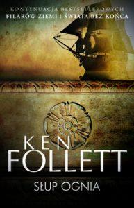 slup ognia 193x300 - Słup ognia Ken Follett