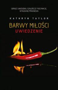 Uwiedzenie 192x300 - Barwy miłości Uwiedzenie Kathryn Taylor