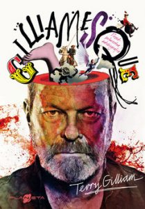 Gilliamesque 209x300 - Gilliamesque moja przedpośmiertna autobiografia Terry Gilliam