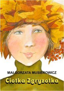 Ciotka Zgryzotka 213x300 - Ciotka Zgryzotka Małgorzata Musierowicz