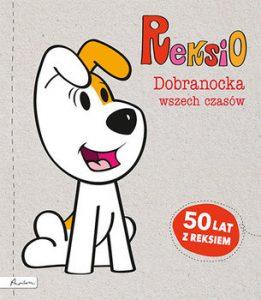 Reksio 261x300 - Reksio Dobranocka wszech czasów