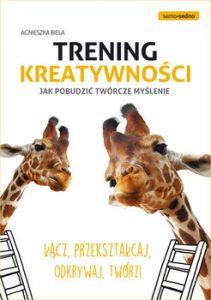 Trening kreatywnosci 211x300 - Trening Kreatywności Jak Pobudzić Twórcze Myślenie Agnieszka Biela