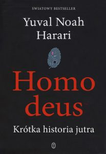Homo deus 207x300 - Homo Deus Krótka historia jutra Yuval Noah Harari