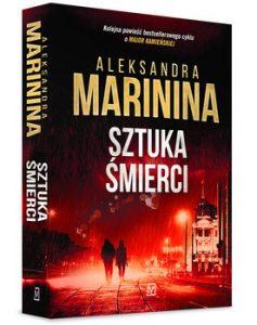 Sztuka smierci 237x300 - Sztuka śmierci Marinina Aleksandra