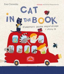 Cat in the book 262x300 - Cat in the Book Elementarz języka angielskiego + CD