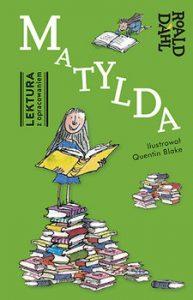Matylda 193x300 - Matylda Lektura z opracowaniem Roald Dahl