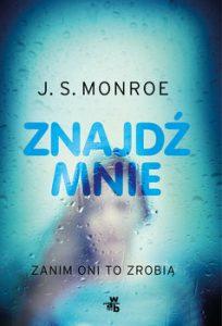 Znajdz mnie 204x300 - Znajdź mnie J S Monroe