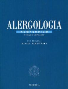 Alergologia Kompendium 230x300 - Alergologia Kompendium Rafał Pawliczaka