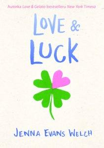 Love Luck 211x300 - Love & LuckJenna Evans Welch