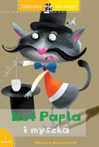 Kot Papla i myszka - Kot Papla i myszkaJoanna Krzyżanek