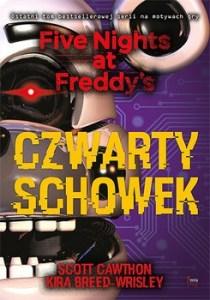 Czwarty schowek 210x300 - Five Nights at Freddy s Tom 3 Czwarty schowekScott Cawthon Kira Breed-Wrisley