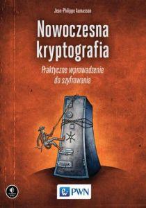 Nowoczesna kryptografia 210x300 - Nowoczesna kryptografia Jean-Philippe Aumasson