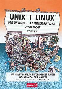 Unix i Linux 210x300 - Unix i Linux Przewodnik administratora systemówBen Whaley Mackin Dan Evi Nemeth Garth Snyder Trent R Hein