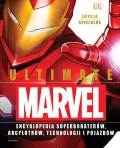 Ultimate Marvel 243x300 - Ultimate Marvel. Encyklopedia superbohaterów, arcyłotrów, technologii i pojazdów