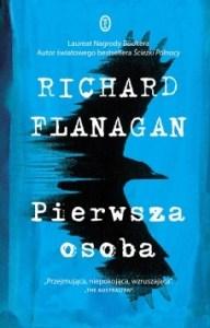 Pierwsza osoba 192x300 - Pierwsza osoba Richard Flanagan