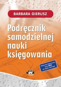 Podrecznik samodzielnej nauki ksiegowania 212x300 - Podręcznik samodzielnej nauki księgowaniaBarbara Gierusz