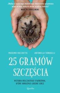 25 gramow szczescia 195x300 - 25 gramów szczęścia Massimo Vacchetta