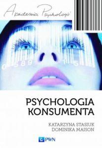 Psychologia konsumenta 206x300 - Psychologia konsumenta Dominika Maison Katarzyna Stasiuk