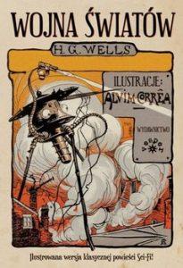 Wojna swiatow 205x300 - Wojna światów Herbert George Wells