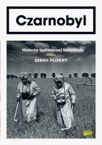 Czarnobyl 211x300 - Czarnobyl Historia nuklearnej katastrofy Serhii Plokhy
