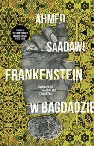 Frankenstein w Bagdadzie 193x300 - Frankenstein w Bagdadzie Ahmed Saadawi