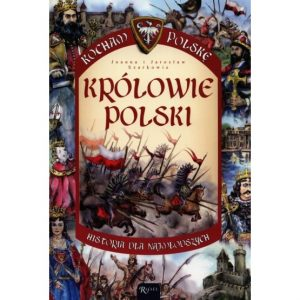 KRoLOWIE POLSKI 300x300 - Królowie Polski Joanna Szarko Jarosław Szarko
