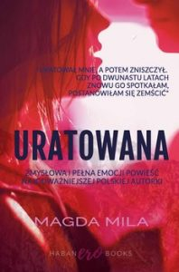 Uratowana 198x300 - Uratowana Magda Mila
