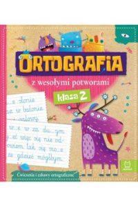 Ortografia z wesolymi potworami klasa 2 200x300 - Ortografia z wesołymi potworami Klasa 2