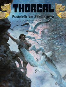 Pustelnik ze Skellingaru 227x300 - Thorgal Pustelnik ze Skellingaru Yann le Pennetier